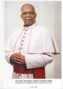 archbishop harris official